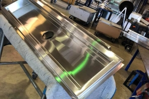 Stainless Steel Commercial Sink (4)